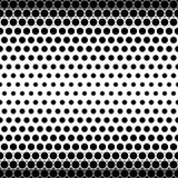 Modèle géométrique abstrait de cercle d'impression de conception de mode de hippie Image libre de droits