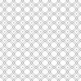 Modèle géométrique abstrait de vecteur illustration de vecteur