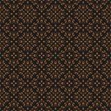 Modèle géométrique abstrait floral Image libre de droits
