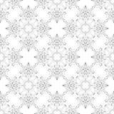 Modèle géométrique abstrait moderne avec les lignes et les points reliés La Science, chimie, biologie, médecine, technologie illustration stock