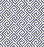 Modèle géométrique abstrait sans couture - vecteur eps8 Photo libre de droits