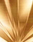 Modèle géométrique d'or Photographie stock libre de droits