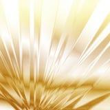 Modèle géométrique d'or Photos stock