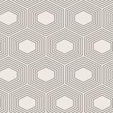 Modèle géométrique d'abrégé sur sans couture vecteur d'a Image libre de droits