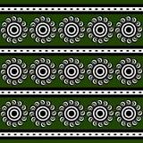 modèle géométrique d'art Photo stock