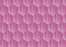 Modèle géométrique d'octagone abstrait Photographie stock libre de droits