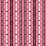 Modèle géométrique dans la répétition Copie de tissu Fond sans couture, ornement de mosaïque, style ethnique Photographie stock