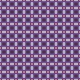 Modèle géométrique dans la répétition Copie de tissu Fond sans couture, ornement de mosaïque, style ethnique Image libre de droits