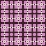 Modèle géométrique dans la répétition Copie de tissu Fond sans couture, ornement de mosaïque, style ethnique Image stock
