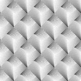 Modèle géométrique de diamant sans couture de conception Photographie stock