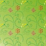 Modèle géométrique de fleur Graphique de mode Conception de fond Texture abstraite élégante moderne Calibre pour des copies, text Images stock