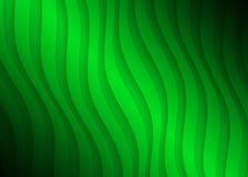 Modèle géométrique de Livre vert, calibre abstrait de fond pour le site Web, bannière, carte de visite professionnelle de visite, illustration stock