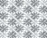 Modèle géométrique de modèle abstrait sans couture Photos libres de droits