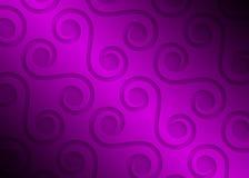 Modèle géométrique de papier pourpre, calibre abstrait de fond pour le site Web, bannière, carte de visite professionnelle de vis illustration libre de droits