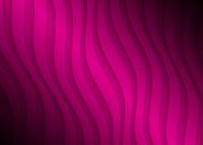 Modèle géométrique de papier rose, calibre abstrait de fond pour le site Web, bannière, carte de visite professionnelle de visite illustration de vecteur