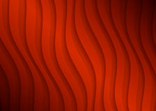 Modèle géométrique de papier rouge, calibre abstrait de fond pour le site Web, bannière, carte de visite professionnelle de visit Images stock