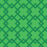 Modèle géométrique de point croisé Images stock