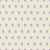 Modèle géométrique de vecteur de noeud papillon Deux arcs simples de ton illustration libre de droits