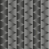 Modèle géométrique des triangles Photo libre de droits