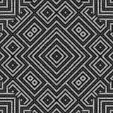 Modèle géométrique ethnique moderne illustration libre de droits
