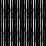 Modèle géométrique grunge de vecteur sans couture avec les lignes tirées par la main Fond sans fin avec la conception graphique d Images stock