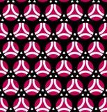 Modèle géométrique moderne. Image stock