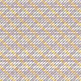 Modèle géométrique multicolore de hippie Image libre de droits