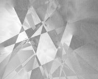Modèle géométrique noir Photographie stock libre de droits