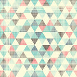 Modèle géométrique sans couture Photographie stock