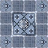 Modèle géométrique sans couture 9 Photos stock