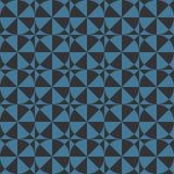 Modèle géométrique sans couture abstrait de papier peint Photos libres de droits