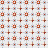 Modèle géométrique sans couture abstrait, fond Photographie stock