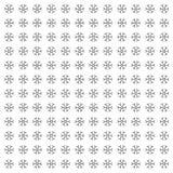 Modèle géométrique sans couture de vecteur abstrait noir et blanc Images stock