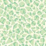 Modèle géométrique sans couture de vecteur avec des formes illustration libre de droits