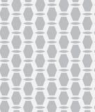Modèle géométrique sans couture gris Photo stock