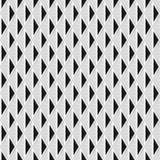 Modèle géométrique sans couture simple Images stock