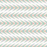 Modèle géométrique simple bicolore Photo stock