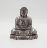 Modèle grand Bouddha ou argent de Daibutsu Photographie stock