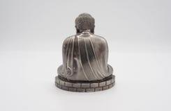 Modèle grand Bouddha ou argent de Daibutsu Images libres de droits