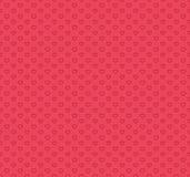 Modèle heureux de jour de valentines avec des coeurs Illustration de vecteur Image libre de droits