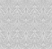 Modèle islamique de motif de vintage Image libre de droits