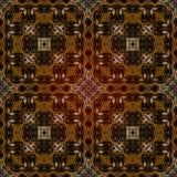 Modèle islamique géométrique sans couture Image stock
