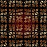 Modèle islamique géométrique sans couture Photographie stock