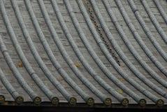 Modèle Japon de toit Images stock