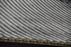 Modèle Japon de toit Photos libres de droits