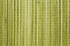 Modèle jaune de tapis de sraw de couleur Images stock