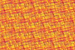 Modèle jaune et orange lumineux sans couture pour l'usage de textile et de tissu Photos libres de droits