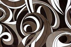Modèle la texture de tissu. Photos libres de droits