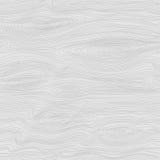 Modèle linéaire sans couture avec la texture en bois légère Fond en bois blanc Photographie stock libre de droits