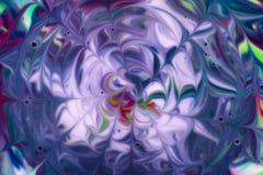 Modèle liquide abstrait photo stock